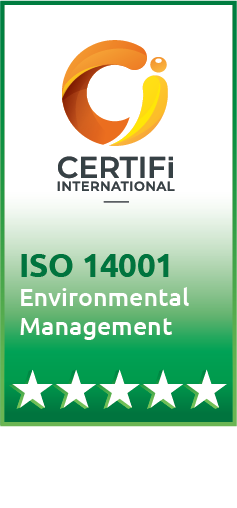 Certifi Standards logos 14001